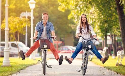 Fortbildungen im betrieblichen Gesundheitsmanagement - Idee 1: Fahrradaktionstag