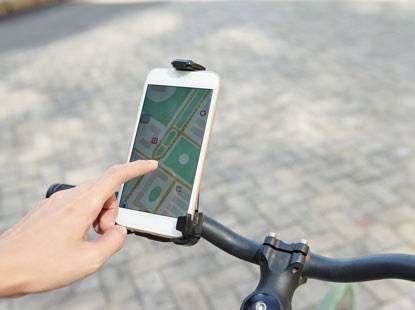 Mit Smartphone und GPS-Gerät auf Radtour - GPS-Intensivkurs in Osnabrück