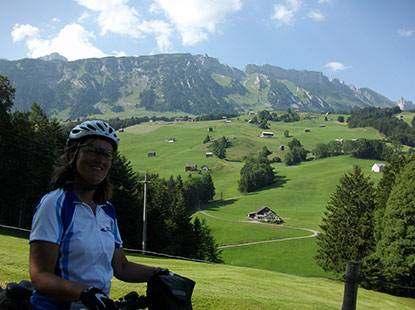 Radreisen: Bike-Hike