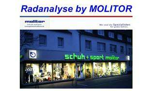Foto und Grafik: Molitor Schuhe und Sport in Osnabrück