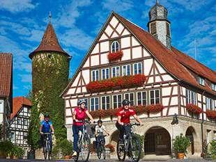 Foto: Radreise von Osnabrück an die Sonnenseite des Teutoburger Waldes