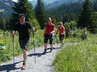 Foto: Aktiv Radeln und -wandern an der Iller und in den Oberstdorfer Bergen