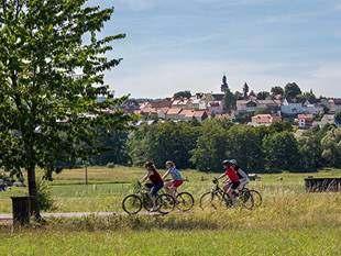 Radeln auf dem Vulkan – von Fulda nach Frankfurt an den Main