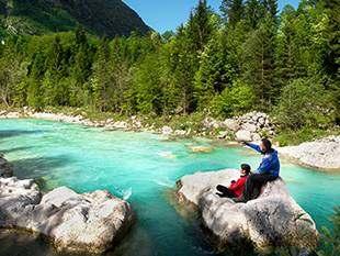 Foto: Wenn der Moment das Tempo bestimmt – Alpenpanoramatour ins Grüne Herz Europas