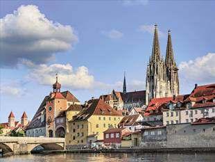 Foto: Radvergnügen Hoch 5 zwischen Nürnberg und Regensburg