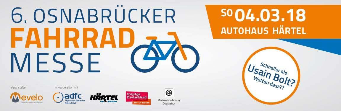 Banner-Fahrradmesse