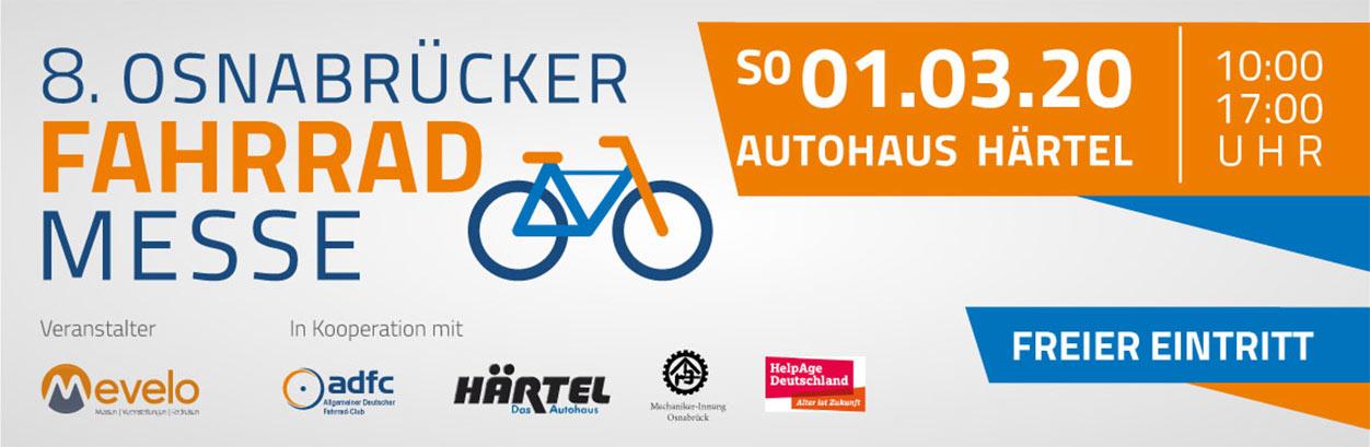 8. Osnabrücker Fahrradmesser 01.03.2020