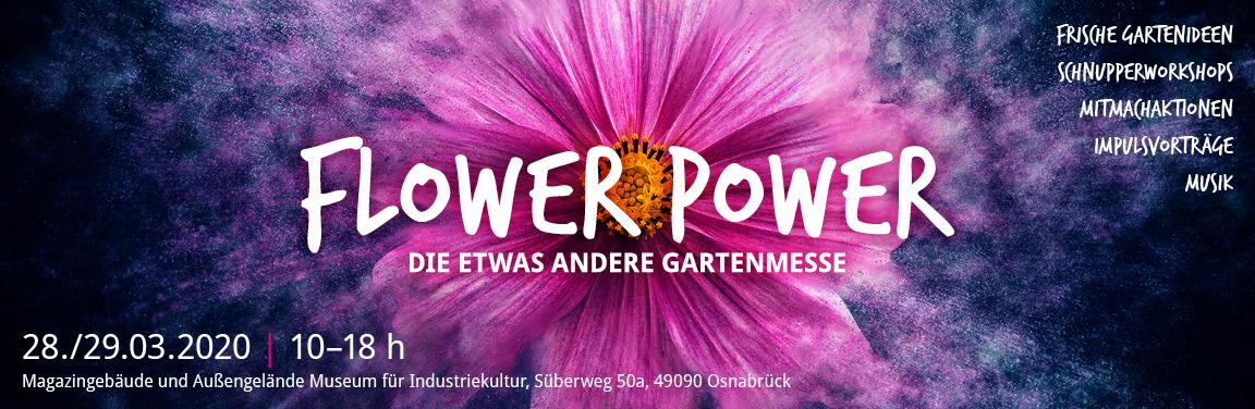 FLOWER POWER Osnabrück von Mevelo Osnabrück